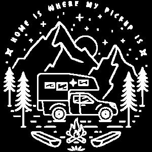 Wohnkabine - Pickup Camper - Truck Camper