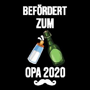 Befördert zum Opa 2020 werdender Großvater
