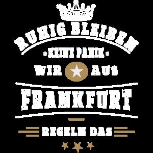 Frankfurt Regelt das !