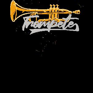 Trompete Geschenk