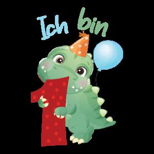 Kind 1. Geburtstag Dino Geburtstagsgeschenk