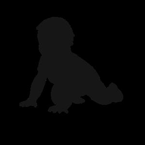 Babys Schwangerschaft süßes Neugeborenes Kleinkind