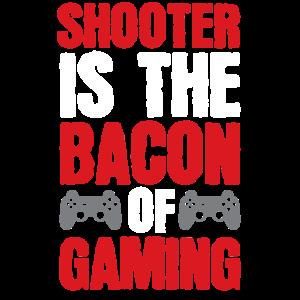 Gaming Spruch Ego Shooter Zocker Shooter Fan