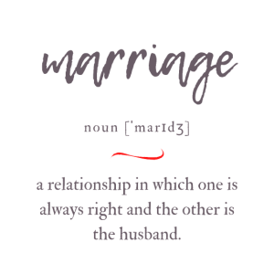 Marriage (Hochzeit) Convoluted Edition