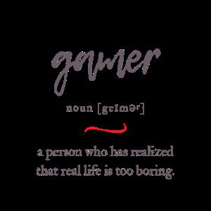Gamer (Zocker) Convoluted Edition
