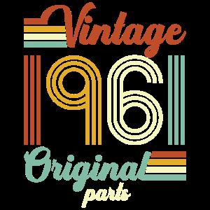 Vintage 1961 Original