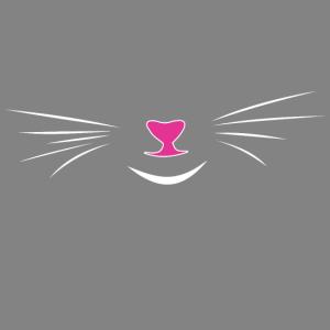 Maske Mundnasenschutz Gesichtsmaske Katze Kätzchen