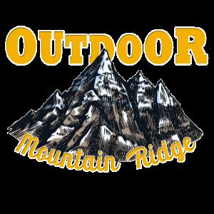 OUTDOOR - Mountain Ridge