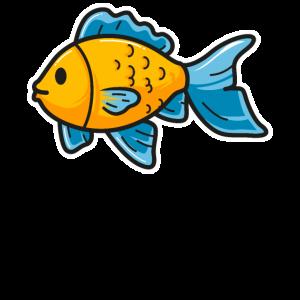 Cartoon Fisch Illustration