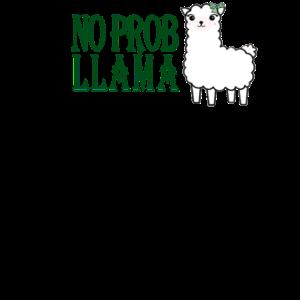 Kein Prob Lama Spanisches Lama