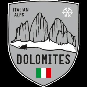Tre Cime Italien Wappen