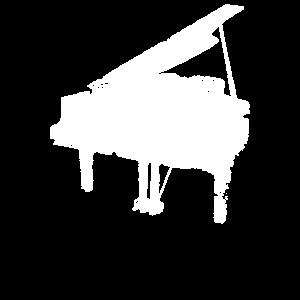 Piano Klavier Pianist Pianistin Used Look