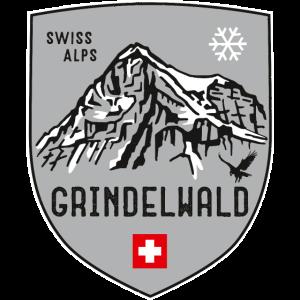 Grindelwald Schweiz Wappen