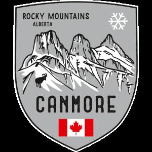 Canmore Kanada Wappen