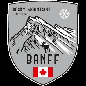 Banff Kanada Wappen