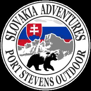 Slovakia - Bear - Flag - Slowakei - Bär - Flagge