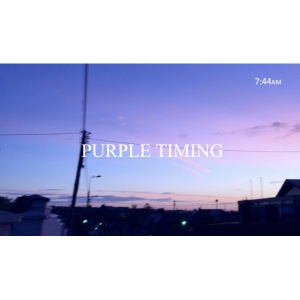 Purple Timing