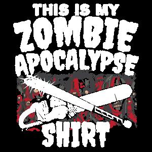 Zombie Hunter Zombie Apocalypse Undead Halloween