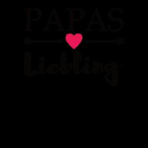 Papas Liebling Herz
