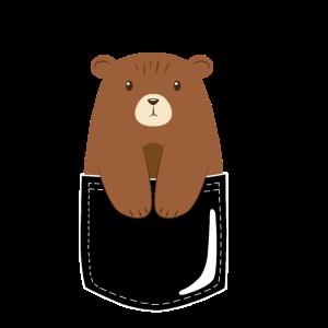 Der Bear zum mitnehmen.
