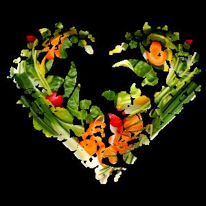 Kochschürze, Paprika, herz Herz, Salat,