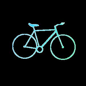 fahrrad Bike neon