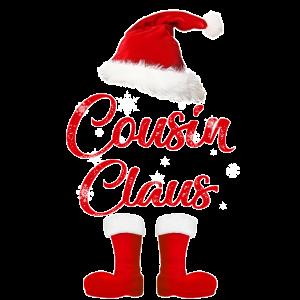 Cousin Claus Weihnachten
