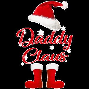 Papa Claus Weihnachten