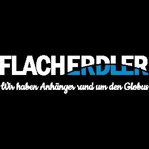 Flacherdler Anhaenger rund um den Globus