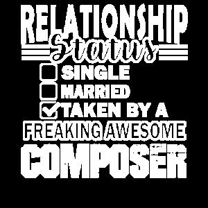 Composer Composer-Beziehungsstatus