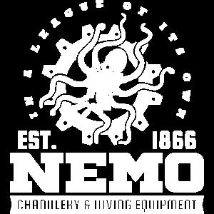 Nemo Chandlery In einer eigenen Liga - Weiß
