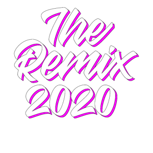 The Remix 2020 Mädchen Partner Look Kind Geschek