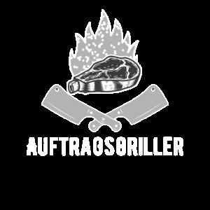 Grillen Auftragsgriller BBQ Grill Geschenk