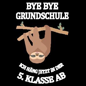 Bye Bye Grundschule ich häng jetzt in der 5 Klasse