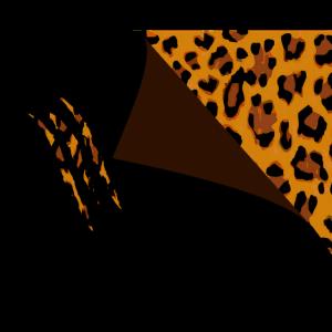 Panther-Mustermaske, original