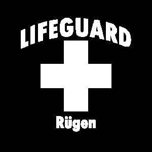 DLRG Rügen Lifeguard Baywatch Rügen Andenken