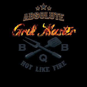 Absolute Grill Master - BBQ - Mega !!