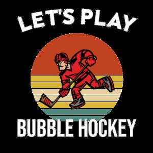 Lets play Bubble Hockey