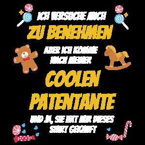 Geschenk für Patenkind von Patenonkel Patentante