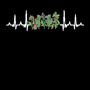 Gartenarbeit Herzschlag Gärtner Garten Pflanzen