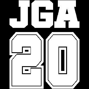 JGA 2020 Party Team