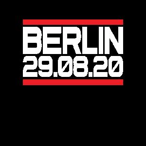 Berlin 29.08.20 Querdenken Demonstration