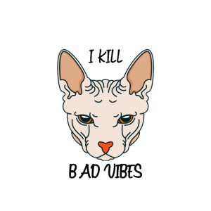 I Kill Bad Vibes
