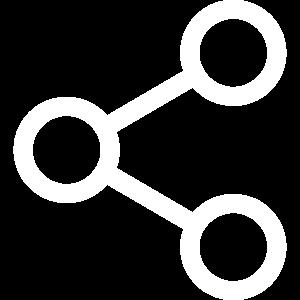 teilen Icon