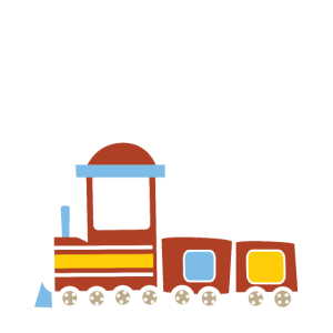 Zug 3. Geburtsag Eisenbahn Geburtstag