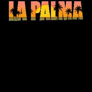 La Palma Urlaub Meer Palme Strand