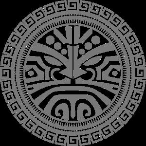 Maori Tattoo zum Bedrucken für T-Shirt, Hoodie