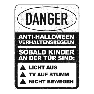 Halloween2020 Anti-Halloween Gegner