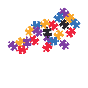 Puzzle bauen T-Shirts
