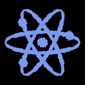 Wissenschaft Symbol Wissenschaftlich Geschenk